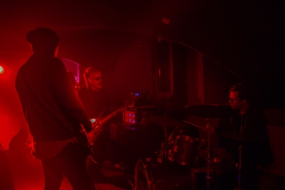 Oculosoul live concert @ Republika club, Riga Latvia 2018